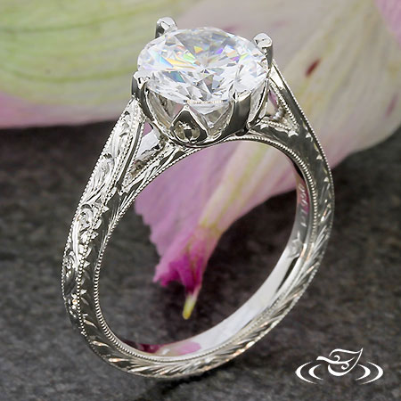 CALLA LILLY RING