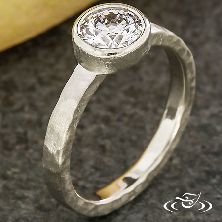 MIXED TEXTURE SOLITAIRE