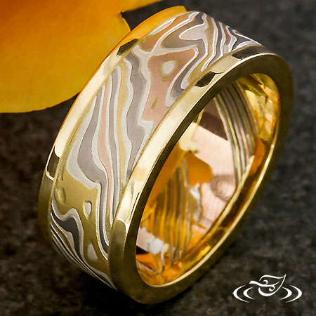 MOKUME MEN'S BAND