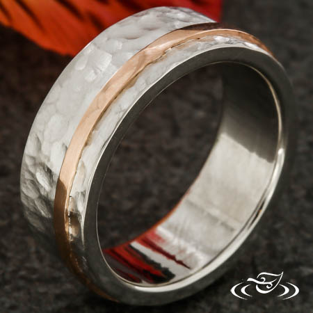 TWO TONE RUSTIC MEN'S BAND