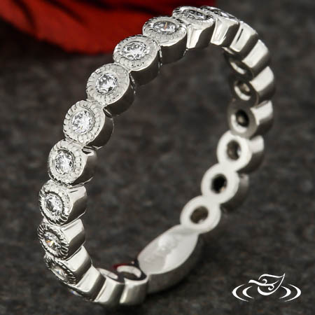 BEZEL DIAMOND RING