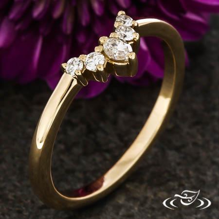 DIAMOND CONTOUR BAND