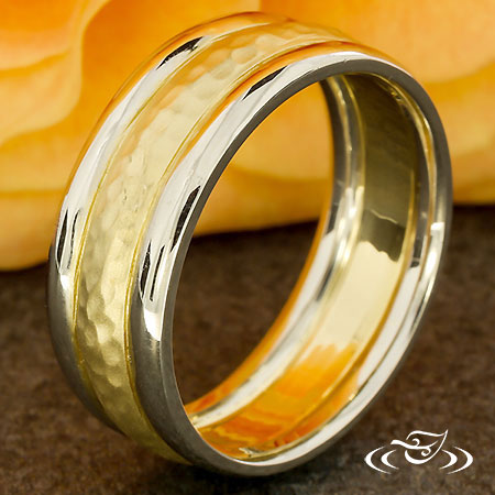 RUSTIC TWO-TONE BAND
